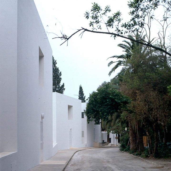 Casa rabe de viaje arquitectura espa ola en el mundo rabe en valencia - Casas del mediterraneo valencia ...