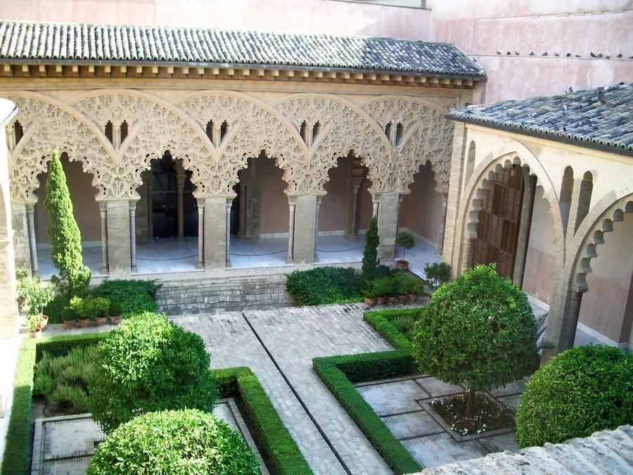 Casa Árabe | La Aljafería de Zaragoza acoge nuestra exposición sobre ...
