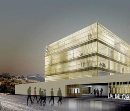 Casa rabe la aljafer a de zaragoza acoge nuestra for Estudios arquitectura zaragoza