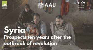 Syria: Prospects ten years after the outbreak of revolution
